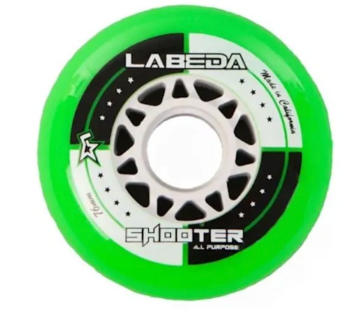 Labeda Shooter Roller Hockey Wheels - 8pack