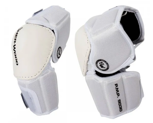 Sher-Wood 5030 HOF Hall of Fame Elbow Pads - Senior