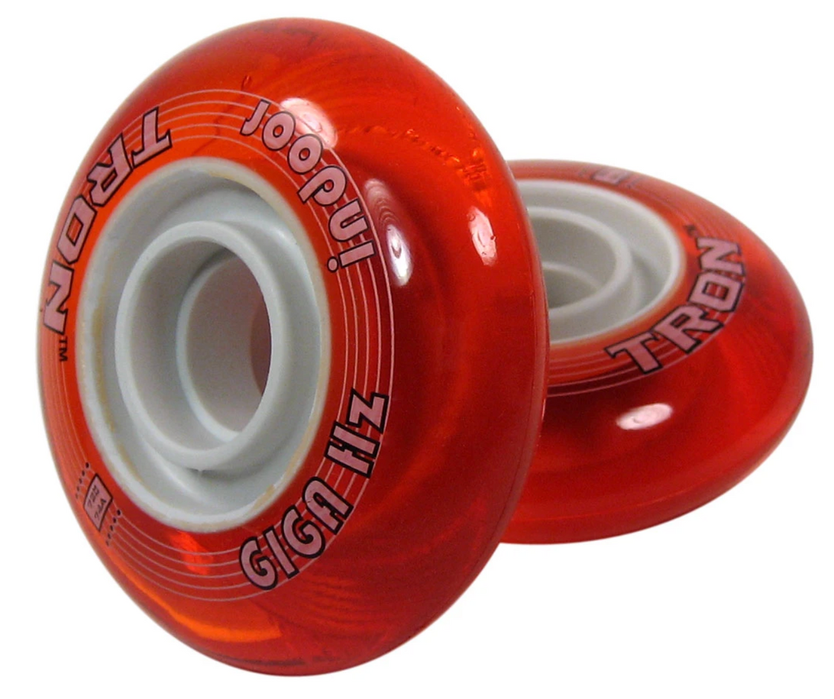 Tron GIGA Hz Indoor Roller Skate Wheels