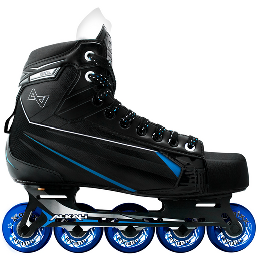 Alkali Revel 4 Jr Roller Hockey Goalie Skates