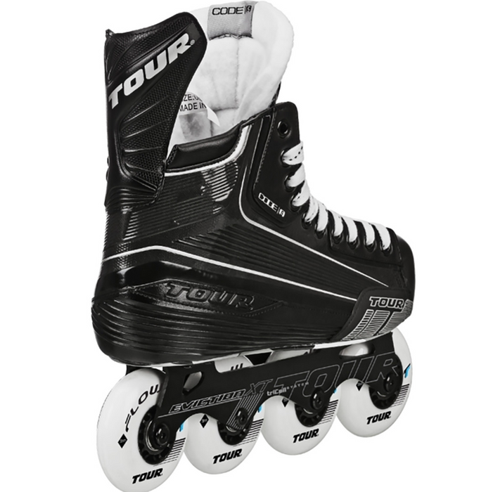 Tour Code 5 Jr Roller Hockey Skates