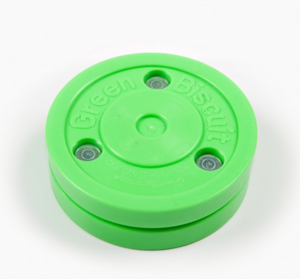 Green Biscuit Original Training Puck
