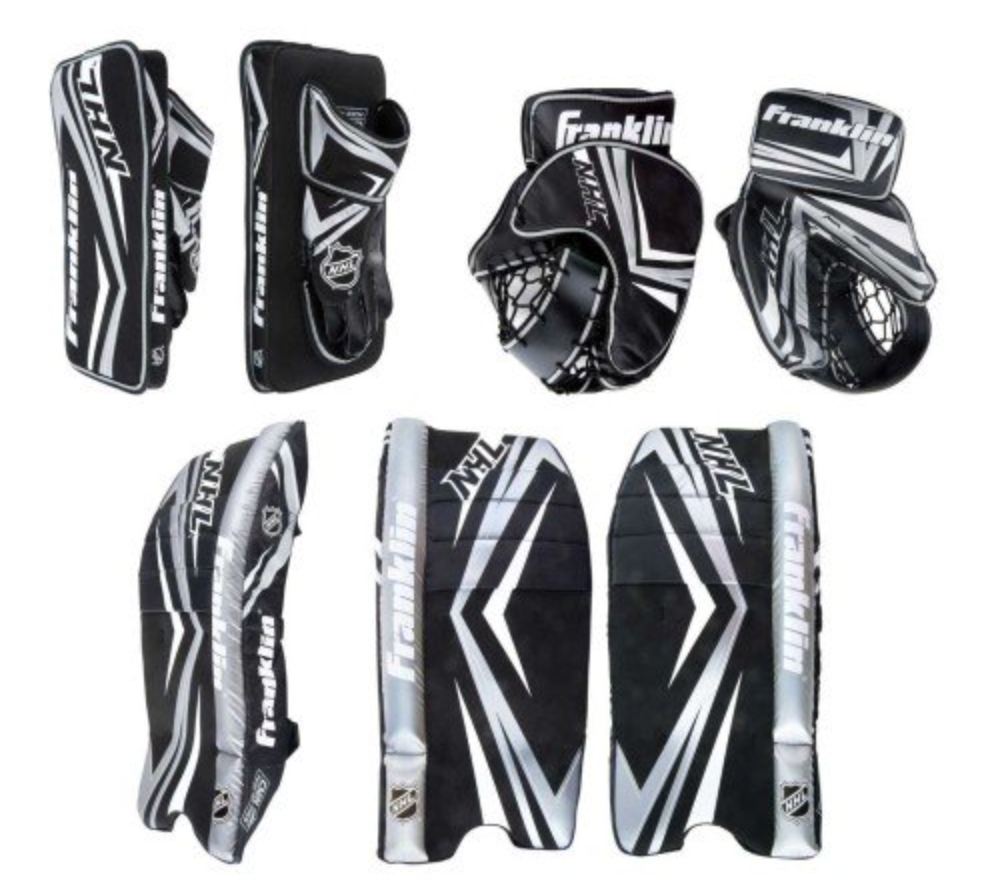 Franklin Comp 100 Goalie Set