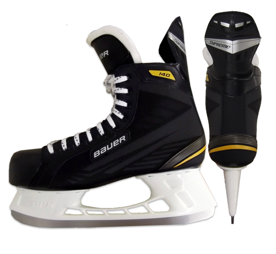 Bauer Supreme 140 Ice Hockey Skates - Jr