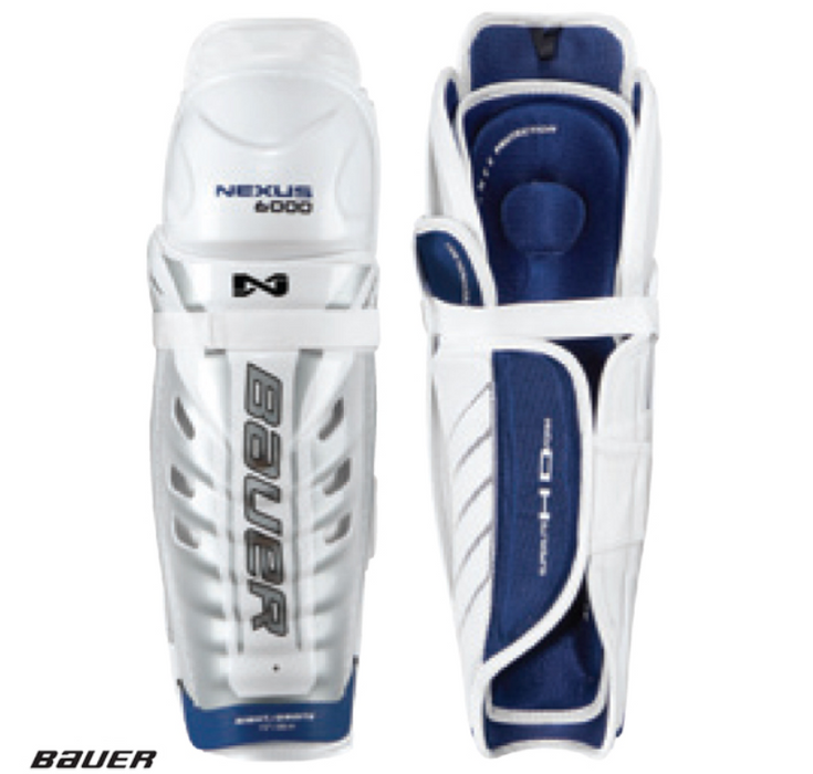 Bauer Nexus 6000 Shin Guard- Senior