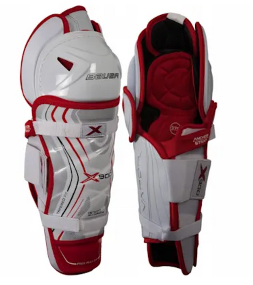 Bauer Vapor X900 Hockey Shin Guards - Senior