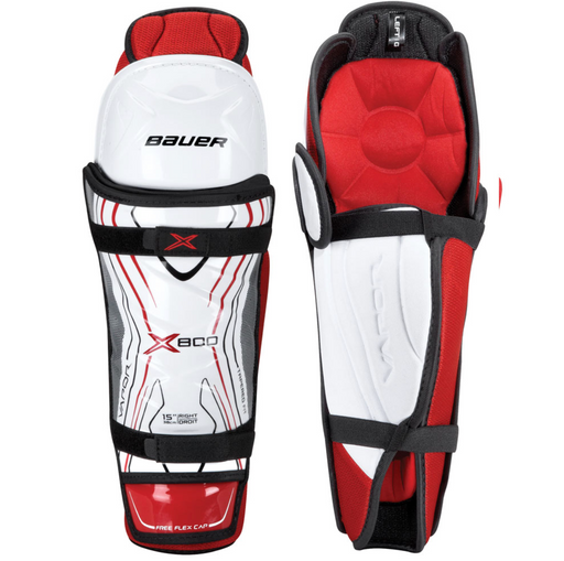 Bauer X800 Shin Guard- Senior