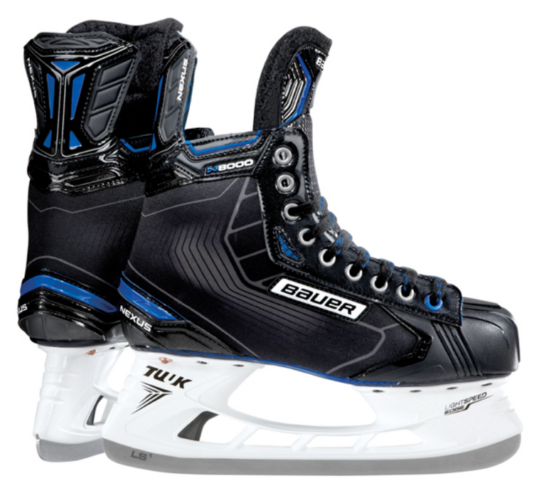 Bauer Nexus N8000 Hockey Skate- Sr