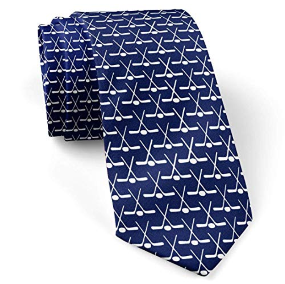 Mens Hockey Tie - AMHockey