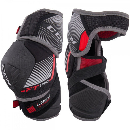 CCM Jetspeed FT390 Jr Hockey Elbow Pads