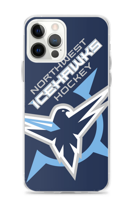 Icehawks iPhone Case