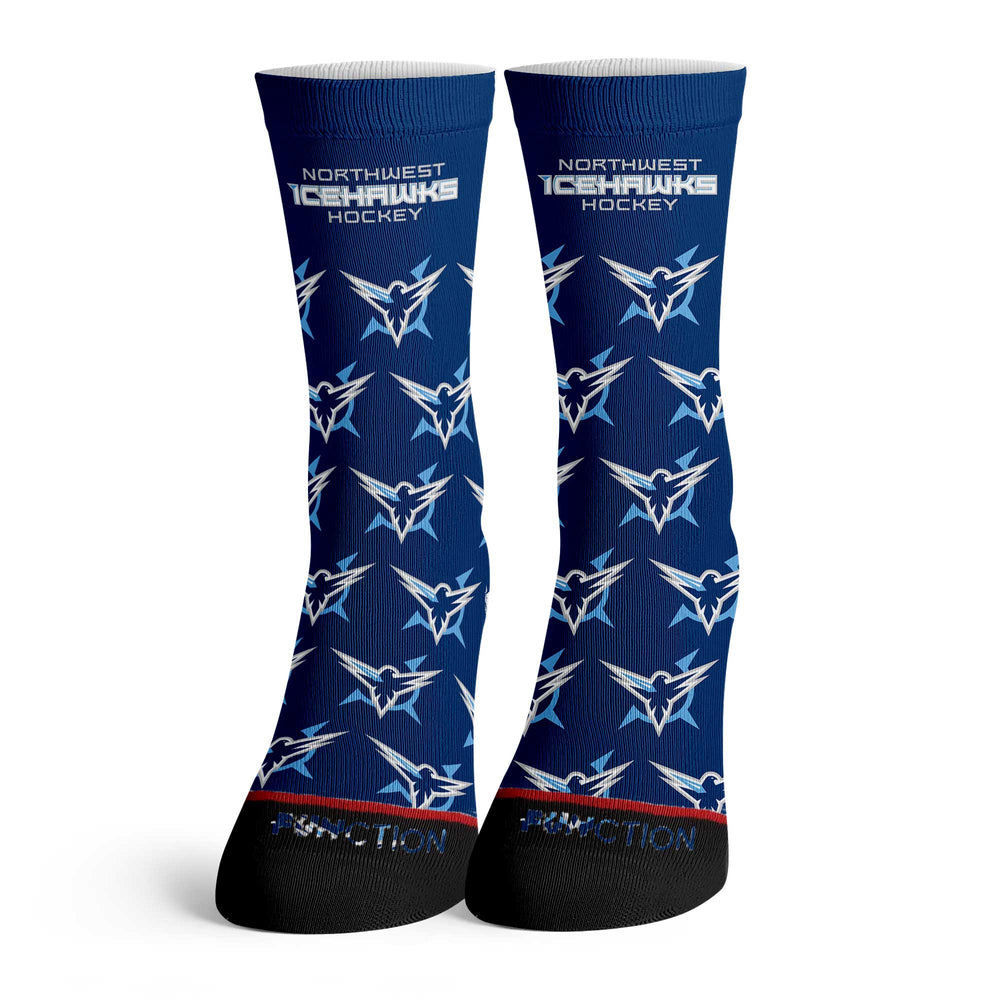 Icehawks Function Sock