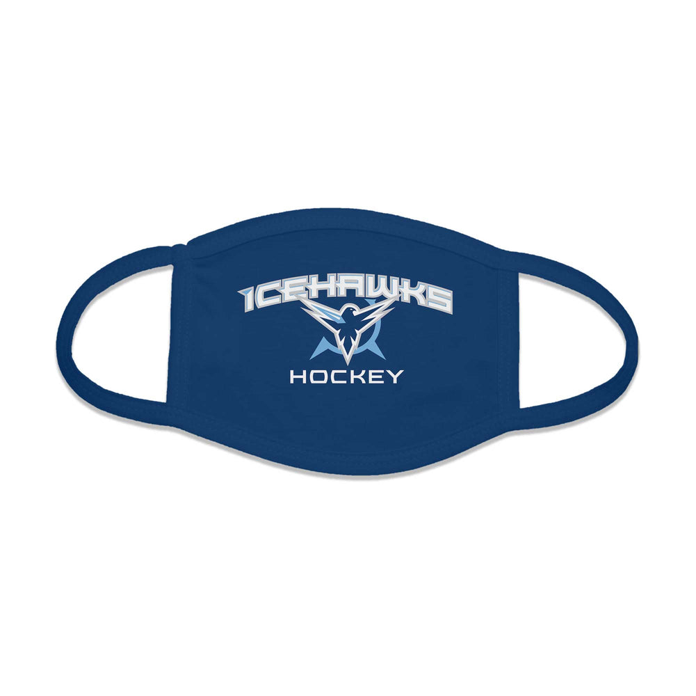 Icehawks Pattern Breathable Reusable Washable Face Cover Mask