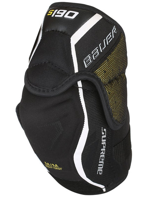 Bauer Supreme S190 Hockey Elbow Pads - Junior