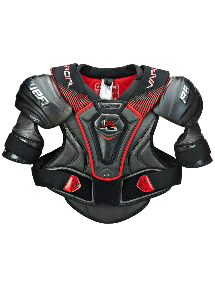 Bauer Vapor 1X Lite Hockey Shoulder Pads - Senior