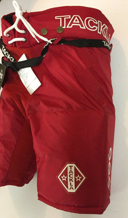 Tackla Model 700 Red Junior Ice Hockey Pant Jr