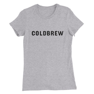 Slim Fit Coldbrew T-Shirt