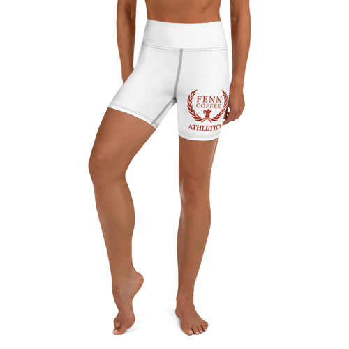 Fenn Coffee Athletics Yoga Shorts