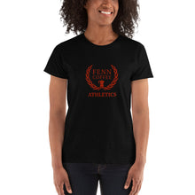 Load image into Gallery viewer, Fenn Coffee Athletics Ladies' T-shirt