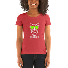 Load image into Gallery viewer, Arabica Ladies t-shirt