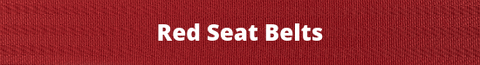 Red Seat Belt Webbing Colors