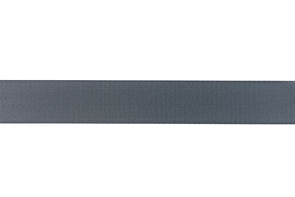 Gray / Grey Seat Belt Webbing