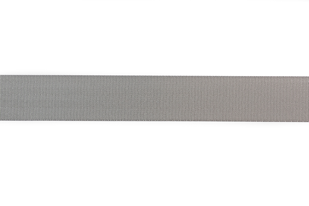 Light Gray / Grey Seat Belt