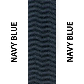Navy Blue Seat Belt Webbing Replacement Strap
