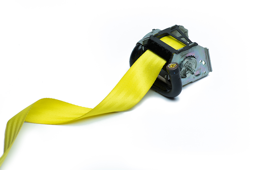 Yellow Seat Belt Webbing
