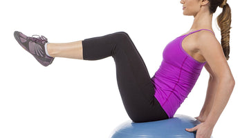 Beginner BOSU Ball Ab Workout