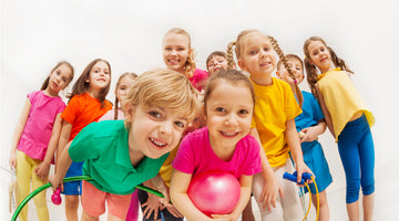 Child's Play: Ten Simple Ways to Raise Fit Kids