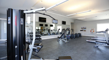 Mason Grand Opens With Premium Weight Facility by G&G Fitness Equipment