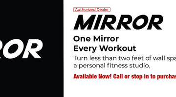 The Mirror - a fitness equipment expert reviews the latest in fitness technology
