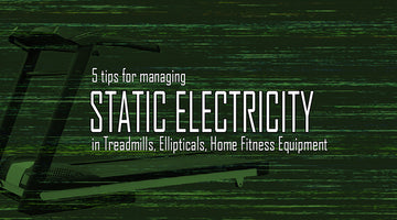 How to Stop Treadmill Static Shock: 5 Easy Tips