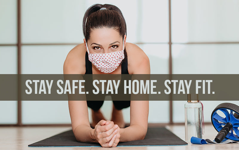 8 Simple Tips to Stay Fit While in Isolation – G&G Fitness Equipment
