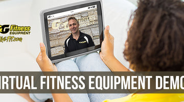 G&G Fitness Equipment offers Virtual Shopping and Equipment Demos