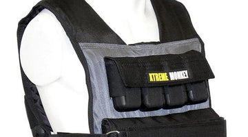 Why should you train with a weighted vest?