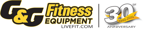 G&G Fitness Equipment Logo