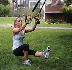 TRX body weight exercise plan