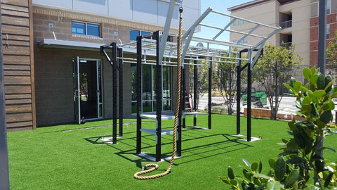 5 steps to reopen a gym - Converting to outdoor spaces for Fitness Wellness Centers