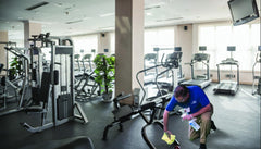 5 steps to reopen a gym - Step 4 Fitness Wipes for Sanitation Disinfecting and Cleaning Fitness Wellness Centers