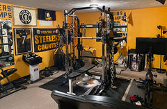 steelers home gym