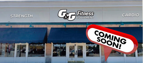 G&G FItness Equipment Indianapolis Indiana coming soon