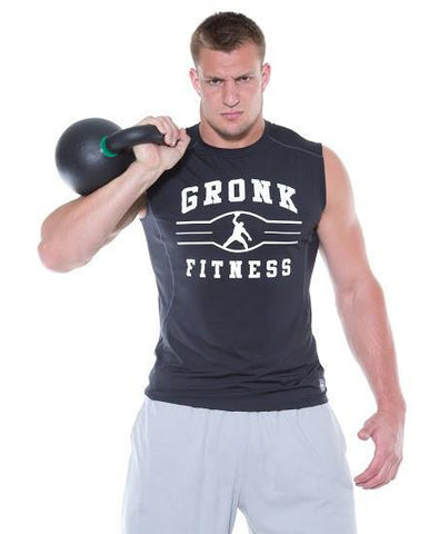 Rob Gronkowski Gronk Fitness Products Kettle bells