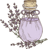 Lavendar relax with anti-anxiety and anti-inflammatory qualities Improve sleep quality