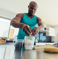 what to eat after an intense home workout