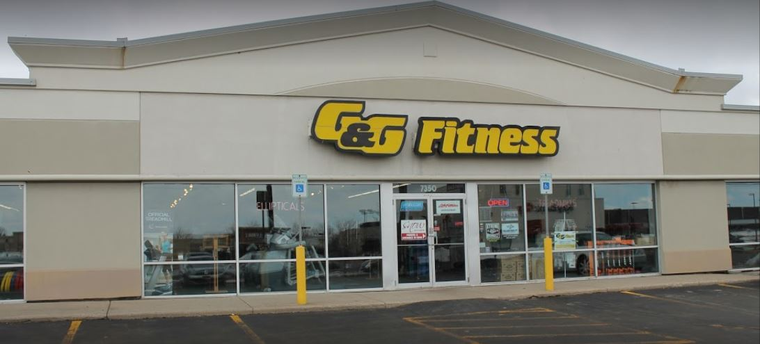 Buffalo New York Fitness Exercise Equipment Store G&G Fitness