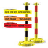 barriers and barricades for covid 19 pandemic safety equipment