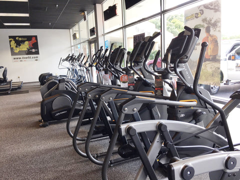 Cincinnati Montgomery Ohio Fitness Exercise Equipment G&G Fitness