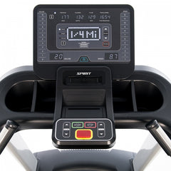 CT800 treadmill console
